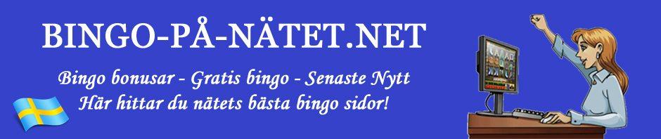 Bingo på nätet Här hittar du dom bästa bingo sidorna!