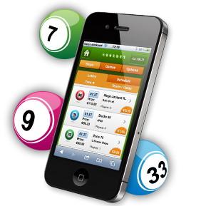 I mobilen kan man spela bingo på nätat när man vill